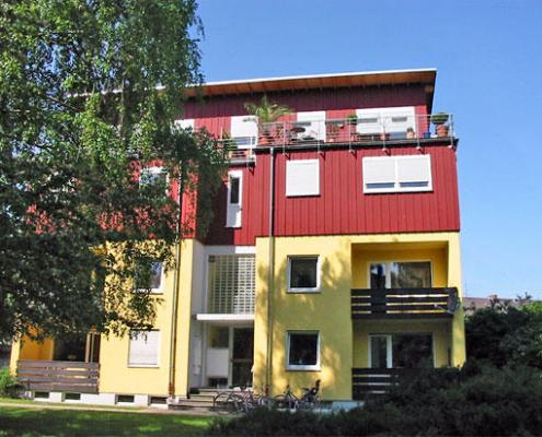 Mehrfamilienhaus, Bonn