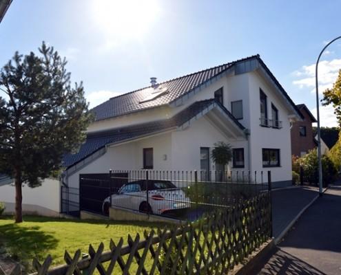Einfamilienhaus, Straßenansicht, Brühl