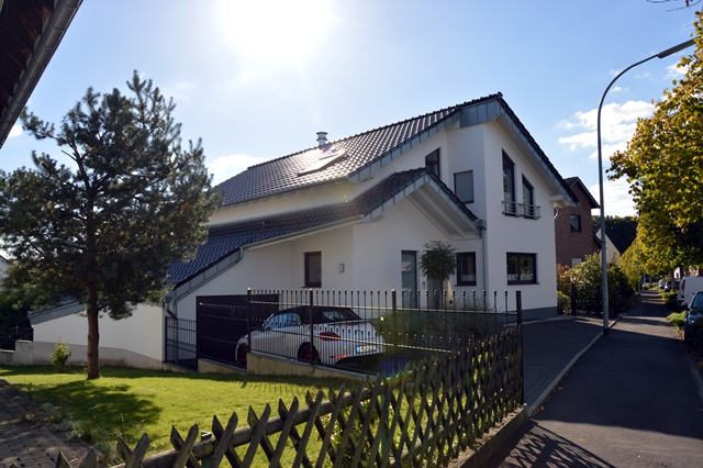 Architekt Georg Fischer | Einfamilienhaus in Brühl