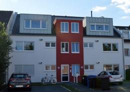 Mehrfamilienhaus, Straßenansicht, Wesseling - Berzdorf