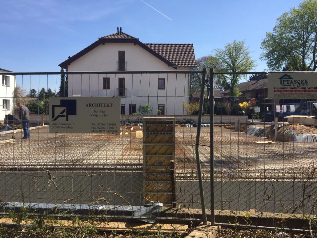 Architekt georg fischer 5 wohneinheiten im modernen - Architekt bauhausstil ...